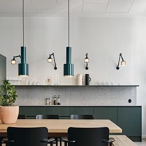 Studio Fjord Helsinki, kuchyň