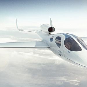 Letadlo Flaris Lar1