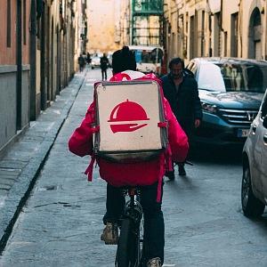 Startupy v oblasti delivery ze situace profitovaly.