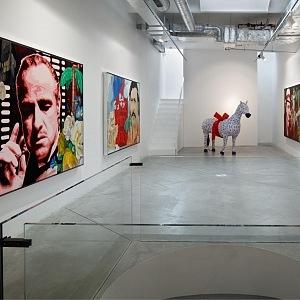 Expozice Art is Truth, DSC Gallery
