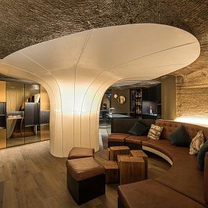 Luxusní rezidence v Mexiku ukrytá podzemí