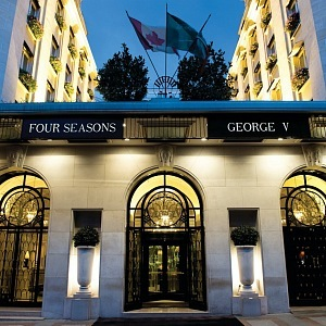 Four Seasons Hotel George, Paris