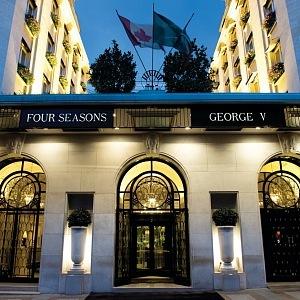 Four Seasons Hotel George v Paříži