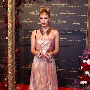 Karolína Mališová - dress Beata Rajská