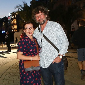 Dana Morávková and Petr Malásek