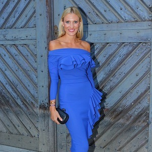 Kateřina Průšová - šaty Chiara Boni La Petite Robe