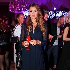 Michaela Štoudková - šaty OUI Boutique Prague