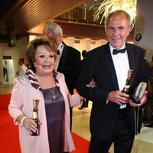 Jiřina Bohdalová a Luboš Focko