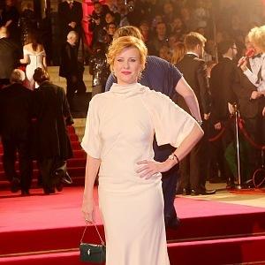 Jitka Schneiderová - šaty Victoria Beckham
