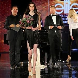Vítězka Elite Model Look - Jasmína Simová