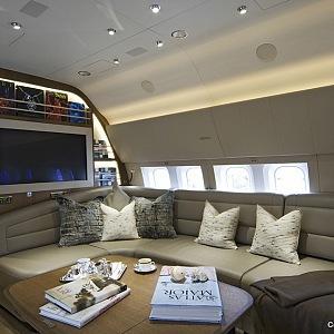 Luxusní obrazovka pro hosty