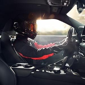 Toyota Supra GR 2019, očima spolujezdce