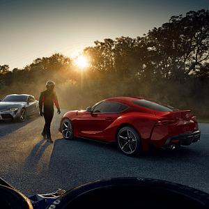 Toyota Supra GR 2019