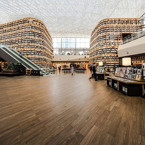 Starfield Library