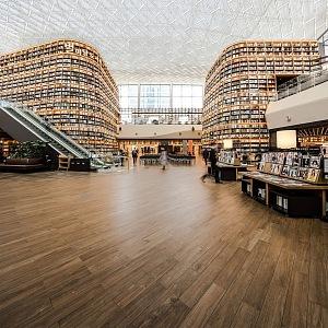 Knihovna Starfiled