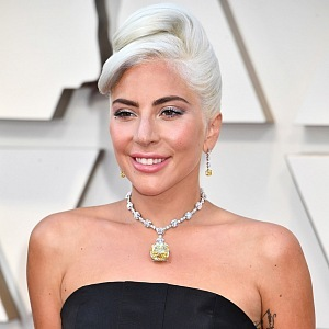 Lady Gaga a Tiffany Diamond