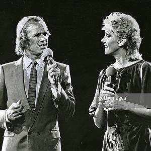Jiří Korn and Helena Vondráčková