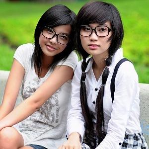 Vietnamese like photo shooting
