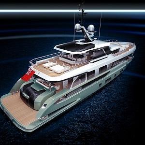 Bilionaire Yacht Global 330