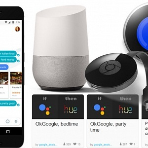 Google Home, Assistant, Nest and Cast Present One Unified Smart Home Ecosystem