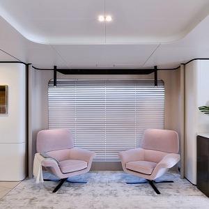 Harmonický interiér