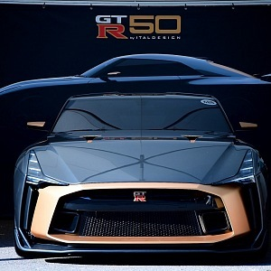 Italdesign, Nissan GT R50