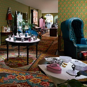 Gucci pop-up Décor store