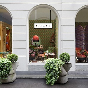 Gucci pop-up shop will be opened until June