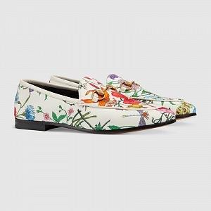 Gucci SS19 - model Jordaan Flora
