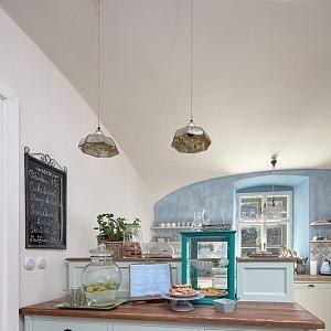 Luxusní showroom Anglická sezóna, kuchyň