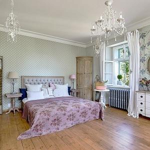 Ukázka ložnice