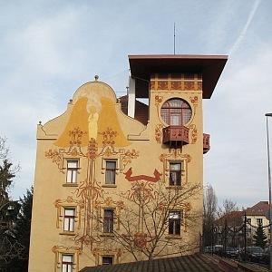 Villa Helenka, Alois Korda