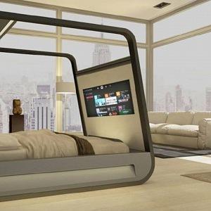Chytrá postel HiBed