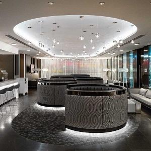 Hilton in Liveropoolu, interior