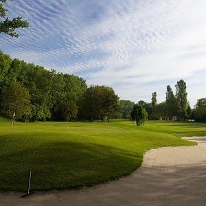 Hodkovičky, golfový resort