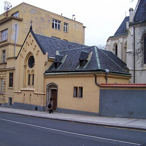 Kaple u kláštera Sacre Coeur