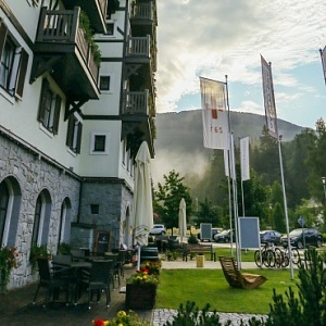 Hotel Savoy Špinlerův mlýn