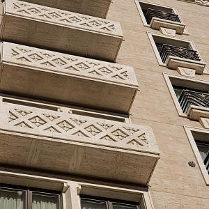Architektura, hotel Jalta
