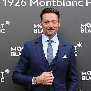 Hugh Jackman v obleku