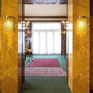 A. Loos, interiéry v Plzni