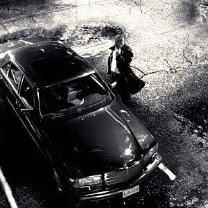 Mercedes-Benz 420 SEL, Sin City