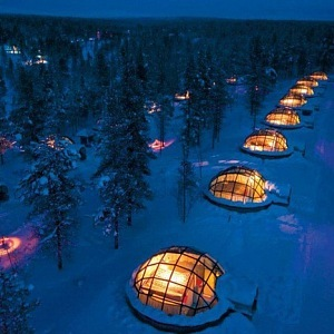 Igloo Village – Saariselkä, Finsko