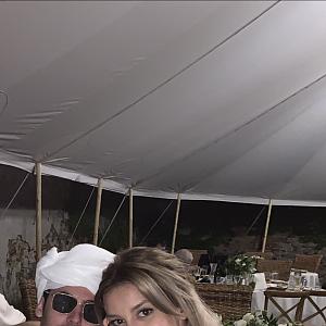 Matěj se svou slovenskou přítelkyní Sofií Sekelovou pochlubil veřejnosti.