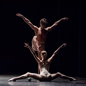 She dances in National Theatre