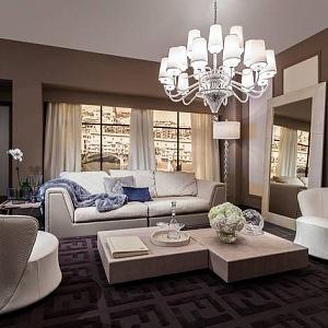 Nádherné bydlení podle Fendi Casa.