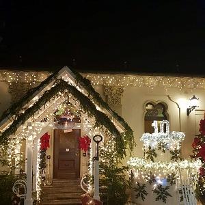 Vánoční dům letos slaví 10 let