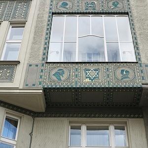 House at Maiselova 21