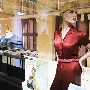 Šaty z dílny Hany Podolské