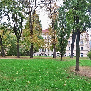 Park Na Skalce