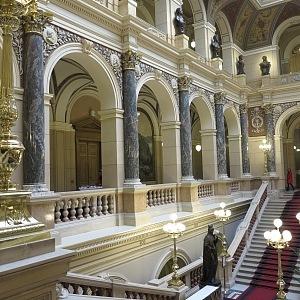 Otevřelo se Národní muzeum po rekonstrukci